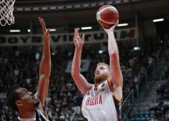 Pini Giovanni Virtus Segafredo Bologna - Virtus Roma LBA Lega Basket Serie A - 2019/2020 Bologna, 25/09/2019 Foto Silvia Fassi / Ciamillo