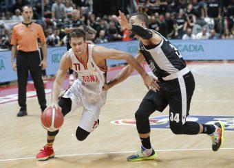 Kyzlink Tomas Virtus Segafredo Bologna - Virtus Roma LBA Lega Basket Serie A - 2019/2020 Bologna, 25/09/2019 Foto Silvia Fassi / Ciamillo