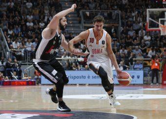Rullo Roberto Virtus Segafredo Bologna - Virtus Roma LBA Lega Basket Serie A - 2019/2020 Bologna, 25/09/2019 Foto Silvia Fassi / Ciamillo