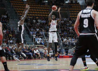 Moore Michael Virtus Segafredo Bologna - Virtus Roma LBA Lega Basket Serie A - 2019/2020 Bologna, 25/09/2019 Foto Silvia Fassi / Ciamillo