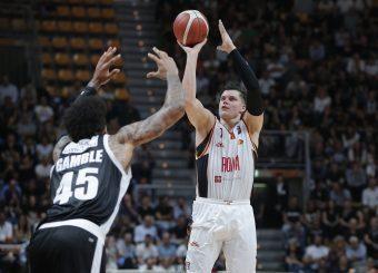 Alibegovic Amar Virtus Segafredo Bologna - Virtus Roma LBA Lega Basket Serie A - 2019/2020 Bologna, 25/09/2019 Foto Silvia Fassi / Ciamillo