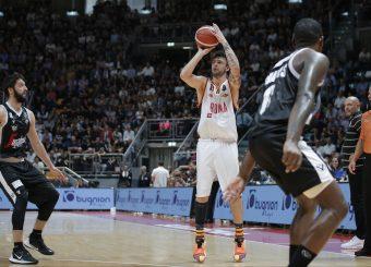 Baldasso Tommaso Virtus Segafredo Bologna - Virtus Roma LBA Lega Basket Serie A - 2019/2020 Bologna, 25/09/2019 Foto Silvia Fassi / Ciamillo
