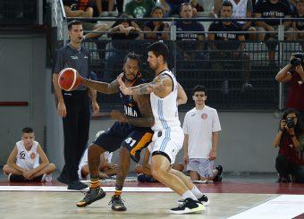 Jefferson Davon Virtus Roma - Happy Casa Brindisi Lega Basket Serie A 2019/2020 Roma, 29/09/2019 Foto Alfredo De Lise / Ciamillo-Castoria
