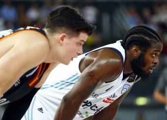 Martin Kelvin Virtus Roma - Happy Casa Brindisi Lega Basket Serie A 2019/2020 Roma, 29/09/2019 Foto Alfredo De Lise / Ciamillo-Castoria