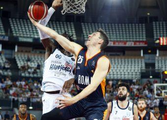 Farley William Virtus Roma - Happy Casa Brindisi Lega Basket Serie A 2019/2020 Roma, 29/09/2019 Foto Alfredo De Lise / Ciamillo-Castoria