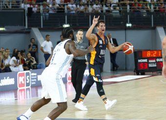 Rullo Roberto Virtus Roma - Happy Casa Brindisi Lega Basket Serie A 2019/2020 Roma, 29/09/2019 Foto Alfredo De Lise / Ciamillo-Castoria