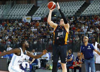Alibegovic Amar Virtus Roma - Happy Casa Brindisi Lega Basket Serie A 2019/2020 Roma, 29/09/2019 Foto Alfredo De Lise / Ciamillo-Castoria