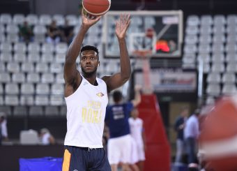 Moore Michael Virtus Roma - Happy Casa Brindisi Lega Basket Serie A 2019/2020 Roma, 29/09/2019 Foto Gennaro Masi / Ciamillo-Castoria