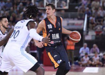 Rullo Roberto Virtus Roma - Happy Casa Brindisi Lega Basket Serie A 2019/2020 Roma, 29/09/2019 Foto Gennaro Masi / Ciamillo-Castoria