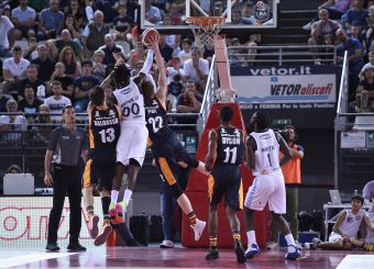 Brown John Virtus Roma - Happy Casa Brindisi Lega Basket Serie A 2019/2020 Roma, 29/09/2019 Foto Gennaro Masi / Ciamillo-Castoria