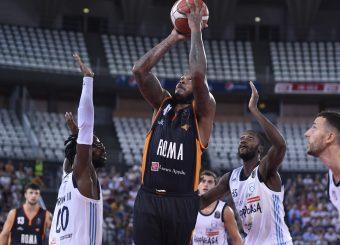 Jefferson Davon Virtus Roma - Happy Casa Brindisi Lega Basket Serie A 2019/2020 Roma, 29/09/2019 Foto Gennaro Masi / Ciamillo-Castoria