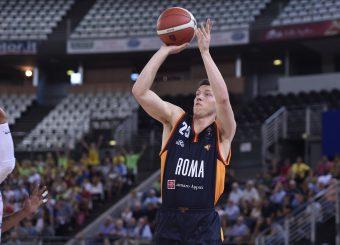 Farley William Virtus Roma - Happy Casa Brindisi Lega Basket Serie A 2019/2020 Roma, 29/09/2019 Foto Gennaro Masi / Ciamillo-Castoria