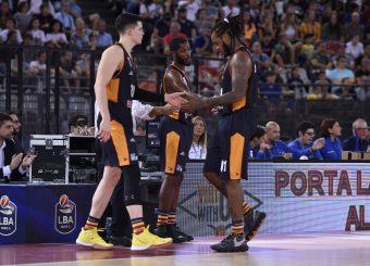 Alibegovic Amar Jefferson Davon Virtus Roma - Happy Casa Brindisi Lega Basket Serie A 2019/2020 Roma, 29/09/2019 Foto Gennaro Masi / Ciamillo-Castoria