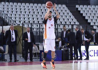 Baldasso Tommaso Virtus Roma - Vanoli Cremona Lega Basket Serie A 2019/2020 Roma, 06/10/2019 Foto Gennaro Masi / Ciamillo-Castoria