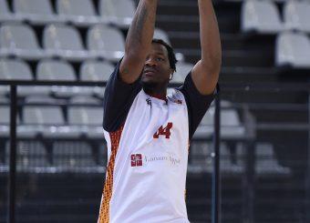 Buford William Virtus Roma - Vanoli Cremona Lega Basket Serie A 2019/2020 Roma, 06/10/2019 Foto Gennaro Masi / Ciamillo-Castoria