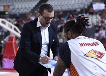 Michelutti Daniele Virtus Roma - Vanoli Cremona Lega Basket Serie A 2019/2020 Roma, 06/10/2019 Foto Gennaro Masi / Ciamillo-Castoria