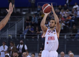 Kyzlink Tomas Virtus Roma - Vanoli Cremona Lega Basket Serie A 2019/2020 Roma, 06/10/2019 Foto Gennaro Masi / Ciamillo-Castoria