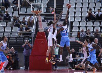 Saunders Wesley Virtus Roma - Vanoli Cremona Lega Basket Serie A 2019/2020 Roma, 06/10/2019 Foto Gennaro Masi / Ciamillo-Castoria