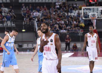Dyson Jerome Virtus Roma - Vanoli Cremona Lega Basket Serie A 2019/2020 Roma, 06/10/2019 Foto Gennaro Masi / Ciamillo-Castoria