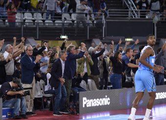 Toti Claudio Virtus Roma - Vanoli Cremona Lega Basket Serie A 2019/2020 Roma, 06/10/2019 Foto Gennaro Masi / Ciamillo-Castoria