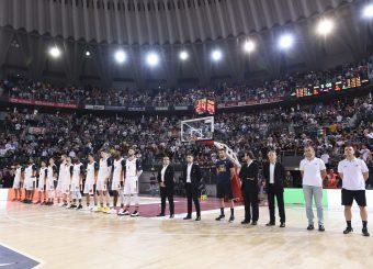 Virtus Roma Virtus Roma - AX Armani Exchange Milano Lega Basket Serie A 2019/2020 Roma, 27/10/2019 Foto Gennaro Masi / Ciamillo-Castoria