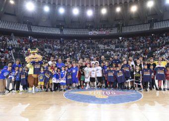 Virtus Roma With Us Virtus Roma - AX Armani Exchange Milano Lega Basket Serie A 2019/2020 Roma, 27/10/2019 Foto Gennaro Masi / Ciamillo-Castoria