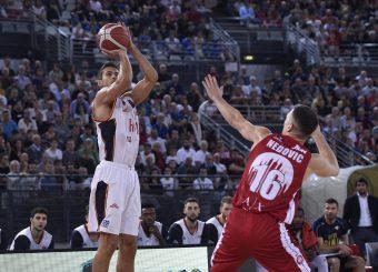 Kyzlink Tomas Virtus Roma - AX Armani Exchange Milano Lega Basket Serie A 2019/2020 Roma, 27/10/2019 Foto Gennaro Masi / Ciamillo-Castoria