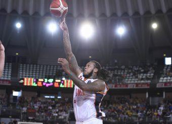 Jefferson Davon Virtus Roma - AX Armani Exchange Milano Lega Basket Serie A 2019/2020 Roma, 27/10/2019 Foto Gennaro Masi / Ciamillo-Castoria