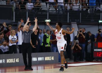 William Buford Virtus Roma - AX Armani Exchange Milano Legabasket Serie A 2019-20 Roma, 27/10/2019 Foto Ciamillo-Castoria