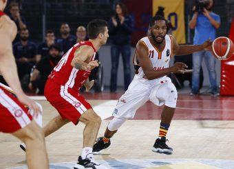 Dyson Jerome Virtus Roma - AX Armani Exchange Milano Legabasket Serie A 2019-20 Roma, 27/10/2019 Foto Ciamillo-Castoria
