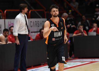 Tommaso BalassoOriOra Pistoia - Virtus RomaLegabasket Serie A 2019/2020Pistoia, 12/10/2019Foto M.Ceretti / Ciamillo-Castoria