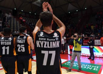 Tomas KyzlinkOriOra Pistoia - Virtus RomaLegabasket Serie A 2019/2020Pistoia, 12/10/2019Foto M.Ceretti / Ciamillo-Castoria