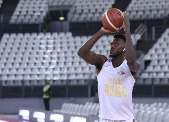 Moore Michael Virtus Roma - Fortitudo Pompea Bologna Lega Basket Serie A 2019/2020 Roma, 20/10/2019 Foto Gennaro Masi / Ciamillo-Castoria