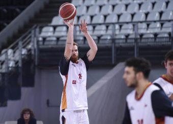 Pini Giovanni Virtus Roma - Fortitudo Pompea Bologna Lega Basket Serie A 2019/2020 Roma, 20/10/2019 Foto Gennaro Masi / Ciamillo-Castoria