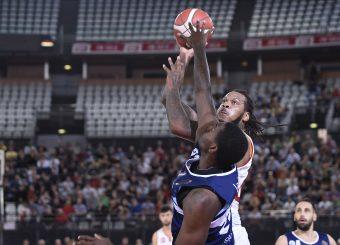 Jefferson Davon Virtus Roma - Fortitudo Pompea Bologna Lega Basket Serie A 2019/2020 Roma, 20/10/2019 Foto Gennaro Masi / Ciamillo-Castoria