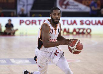 Dyson Jerome Virtus Roma - Fortitudo Pompea Bologna Lega Basket Serie A 2019/2020 Roma, 20/10/2019 Foto Gennaro Masi / Ciamillo-Castoria