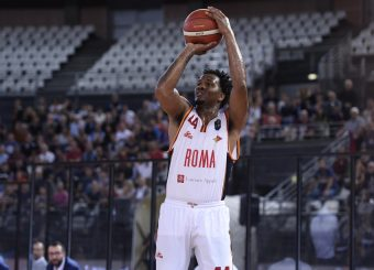 William Buford Virtus Roma - Fortitudo Pompea Bologna Lega Basket Serie A 2019/2020 Roma, 20/10/2019 Foto Gennaro Masi / Ciamillo-Castoria