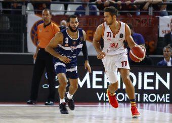 Kyzlink Tomas Virtus Roma - Pompea Fortitudo Bologna Legabasket Serie A 2019-20 Roma, 20/10/2019 Foto Ciamillo-Castoria