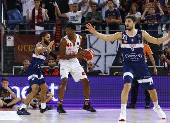William Buford Virtus Roma - Pompea Fortitudo Bologna Legabasket Serie A 2019-20 Roma, 20/10/2019 Foto Ciamillo-Castoria