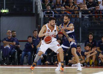 Baldasso Tommaso Virtus Roma - Pompea Fortitudo Bologna Legabasket Serie A 2019-20 Roma, 20/10/2019 Foto Ciamillo-Castoria