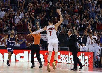 Alibegovic Amar Virtus Roma - Pompea Fortitudo Bologna Legabasket Serie A 2019-20 Roma, 20/10/2019 Foto Ciamillo-Castoria
