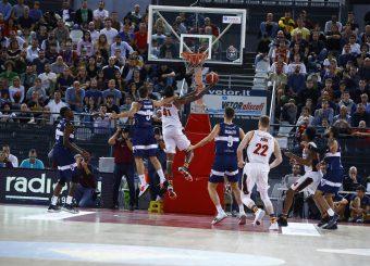 Jefferson Davon Virtus Roma - Pompea Fortitudo Bologna Legabasket Serie A 2019-20 Roma, 20/10/2019 Foto Ciamillo-Castoria