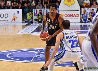 William Buford Banco di Sardegna Dinamo Sassari - Virtus Roma Legabasket LBA Serie A 2019-2020 Sassari, 02/11/2019 Foto L.Canu / Ciamillo-Castoria
