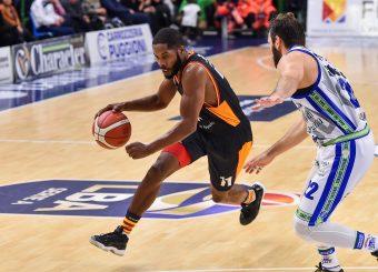 Jerome Dyson Banco di Sardegna Dinamo Sassari - Virtus Roma Legabasket LBA Serie A 2019-2020 Sassari, 02/11/2019 Foto L.Canu / Ciamillo-Castoria