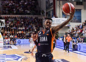 Michael Moore Banco di Sardegna Dinamo Sassari - Virtus Roma Legabasket LBA Serie A 2019-2020 Sassari, 02/11/2019 Foto L.Canu / Ciamillo-Castoria