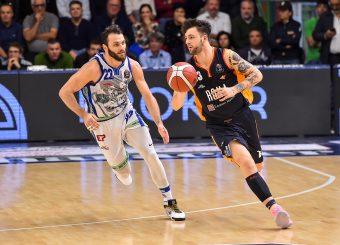 Tommaso Baldasso Banco di Sardegna Dinamo Sassari - Virtus Roma Legabasket LBA Serie A 2019-2020 Sassari, 02/11/2019 Foto L.Canu / Ciamillo-Castoria