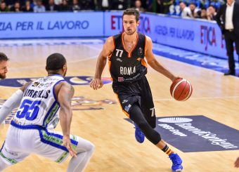 Tomas Kyzlink Banco di Sardegna Dinamo Sassari - Virtus Roma Legabasket LBA Serie A 2019-2020 Sassari, 02/11/2019 Foto L.Canu / Ciamillo-Castoria