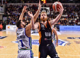 Giovanni Pini Banco di Sardegna Dinamo Sassari - Virtus Roma Legabasket LBA Serie A 2019-2020 Sassari, 02/11/2019 Foto L.Canu / Ciamillo-Castoria
