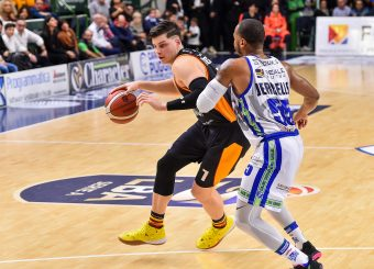 Amar Alibegovic Banco di Sardegna Dinamo Sassari - Virtus Roma Legabasket LBA Serie A 2019-2020 Sassari, 02/11/2019 Foto L.Canu / Ciamillo-Castoria