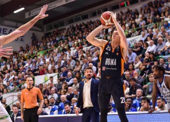 William Farley Banco di Sardegna Dinamo Sassari - Virtus Roma Legabasket LBA Serie A 2019-2020 Sassari, 02/11/2019 Foto L.Canu / Ciamillo-Castoria